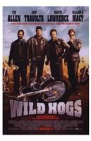 Wild Hogs Fine-Art Print