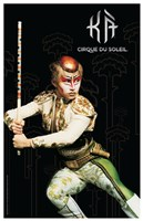 Cirque du Soleil - Ka, c.2004 (twin brother) Wall Poster