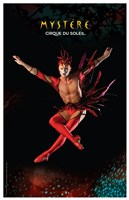 Cirque du Soleil - Mystere, c.1993 (red bird) Wall Poster