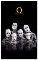 "Cirque du Soleil - ""O"", c.1998 (zebras) Fine-Art Print"
