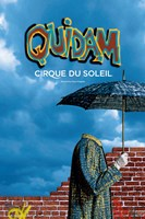 Cirque du Soleil - Quidam, c.1996 Wall Poster