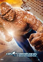 Fantastic Four: Rise of the Silver Surfer - Thing Fine-Art Print