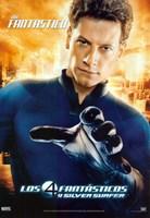 Fantastic Four: Rise of the Silver Surfer - Mister Fantastic Fine-Art Print