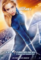 Fantastic Four: Rise of the Silver Surfer - Susan Storm Fine-Art Print