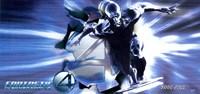 Fantastic Four: Rise of the Silver Surfer - Silver Surfer Horizontal Fine-Art Print