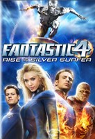 Fantastic Four: Rise of the Silver Surfer Movie Posters Fine-Art Print