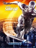 Fantastic Four: Rise of the Silver Surfer - Silver Surfer Fine-Art Print