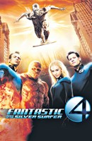 Fantastic Four: Rise of the Silver Surfer Fine-Art Print