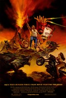 Aqua Teen Hunger Force Colon Movie Film for Theaters Fine-Art Print