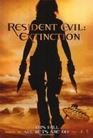 Resident Evil: Extinction Fine-Art Print