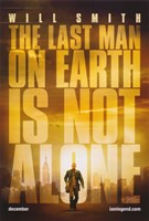 I Am Legend - The last man on earth is not alone Fine-Art Print