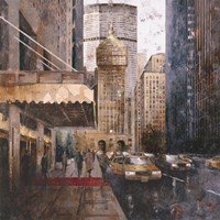 On Park Avenue Fine-Art Print