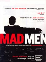 Mad Men (TV) Critics Rave Fine-Art Print
