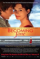 Becoming Jane Orange Fine-Art Print