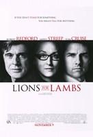 Lions For Lambs Fine-Art Print