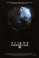 Aliens Vs. Predator 2: Requiem Fine-Art Print