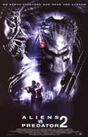 Aliens Vs. Predator: Requiem Movie Fine-Art Print