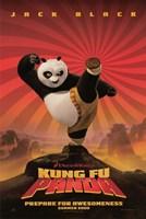 Kung Fu Panda Fine-Art Print