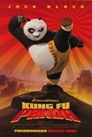 Kung Fu Panda Begins Soon Fine-Art Print