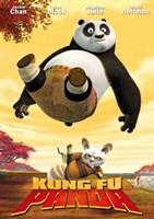 Kung Fu Panda Uh Oh! Fine-Art Print