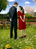 Pushing Daisies Loving Couple Ned and Charolette Fine-Art Print