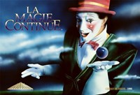 Cirque du Soleil - Le Magie Continue, c.1986 Wall Poster
