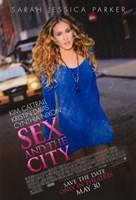 Sex and The City: The Movie - Sarah Jessica Parker Fine-Art Print