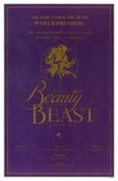 Beauty and The Beast (Broadway) Fine-Art Print