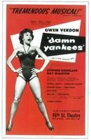 Damn Yankees (Broadway) Fine-Art Print