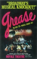 Grease (Broadway) Fine-Art Print