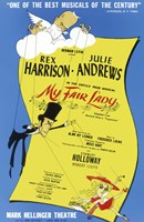 My Fair Lady (Broadway) Fine-Art Print