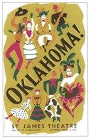 Oklahoma! (Broadway) Fine-Art Print