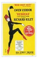 Redhead (Broadway) Fine-Art Print
