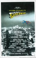 Superman (Broadway) Fine-Art Print