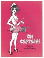 Oh Captain! (Broadway) Fine-Art Print