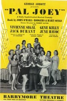 Pal Joey (Broadway) Fine-Art Print