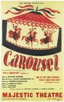 Carousel (Broadway) Fine-Art Print