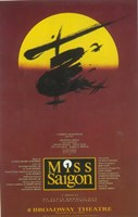 Miss Saigon (Broadway) Fine-Art Print