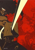 Afro Samurai Animation Fine-Art Print
