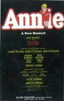 Annie (Broadway) - style A Fine-Art Print
