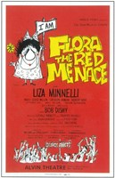 Flora the Red Menace (Broadway) Fine-Art Print