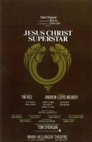 Jesus Christ Superstar (Broadway) Fine-Art Print