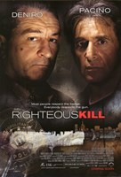 Righteous Kill Fine-Art Print
