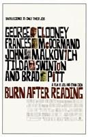 Burn After Reading Fine-Art Print