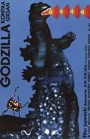 Godzilla vs. Gigan Fine-Art Print