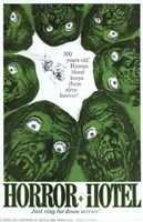 Horror Hotel Fine-Art Print