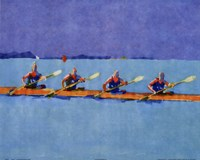 Rowers Fine-Art Print