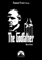 The Godfather Poster Fine-Art Print