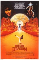 The Last Dragon French Fine-Art Print