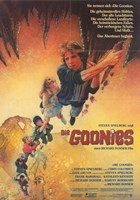 The Goonies - German Fine-Art Print